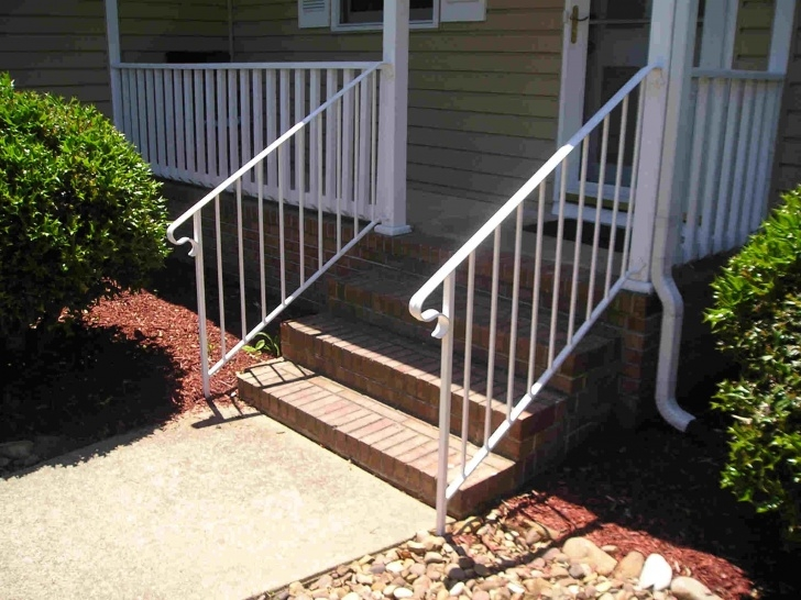 Innovative Outside Handrails For Stairs Picture 720