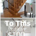 Innovative Refinishing Wood Stairs Image 203