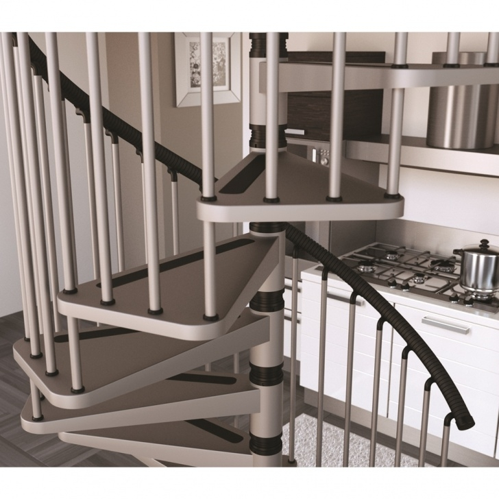 Innovative Spiral Staircase Railing Picture 545