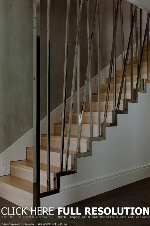 Innovative Stair Railing Design Modern Image 394