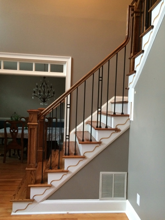 Insanely Modern Stair Balusters Photo 039