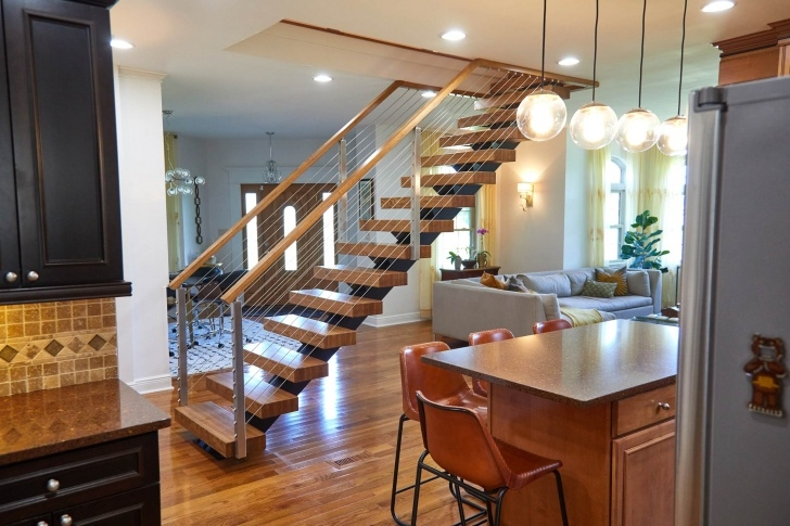 Insanely Open Concept Stairs Photo 212