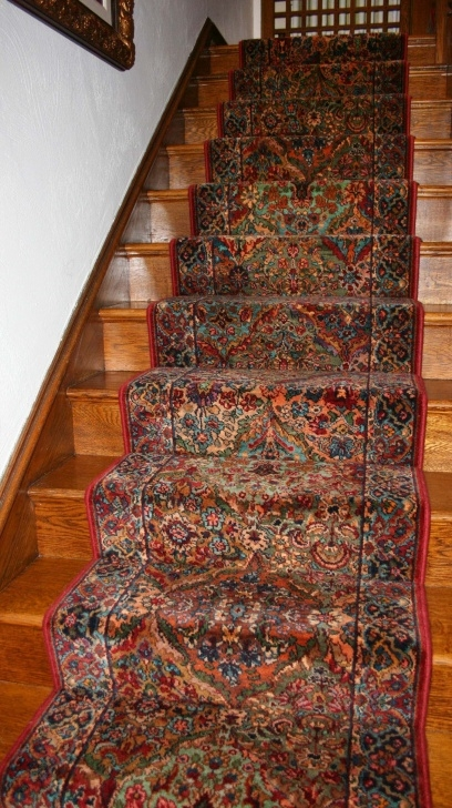 Insanely Oriental Stair Runners Photo 525