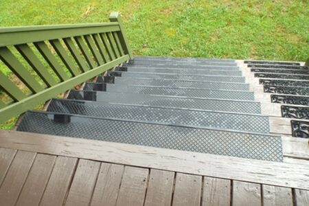 Outdoor Stair Nosing