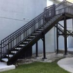 Insanely Outdoor Stair Railing Installers Near Me Image 532