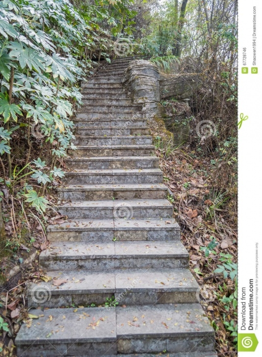 Insanely Outdoor Stone Stairs Picture 223