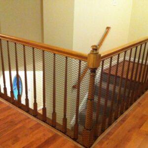 Stair Safety Rail