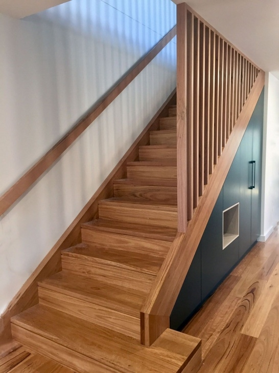 Insanely Timber Staircase Design Photo 419