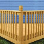 Insanely Wood Handrail For Deck Image 922