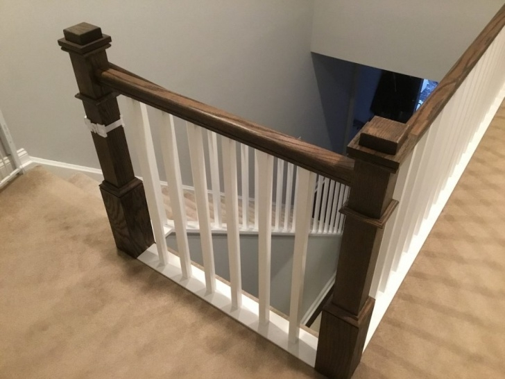 Insanely Wooden Railing Spindles Photo 040