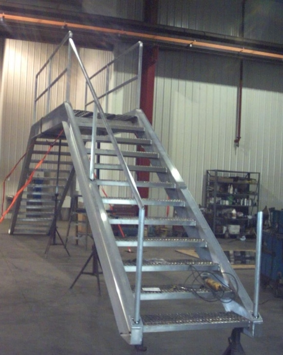 Inspiration Fabricated Steel Staircase Picture 401