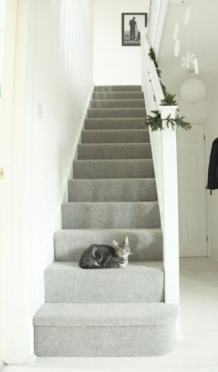 Inspiration Gray Carpet On Stairs Image 611