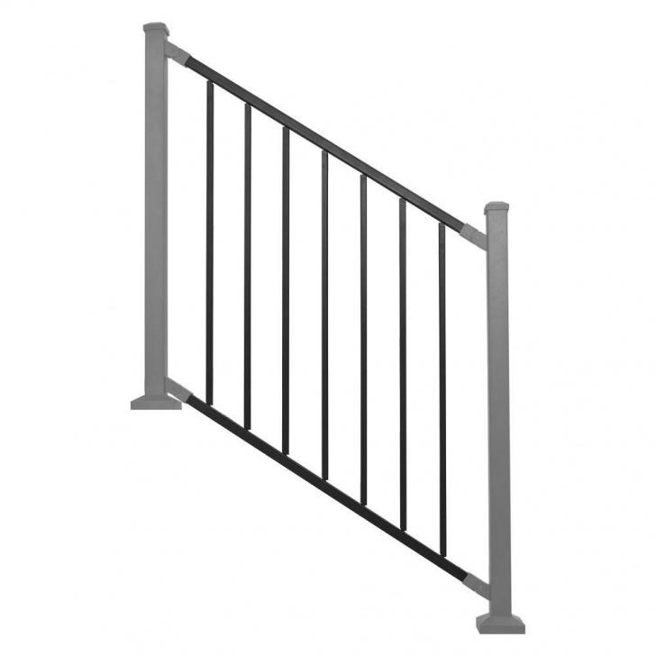 Inspiration Metal Stair Railing Home Depot Photo 371