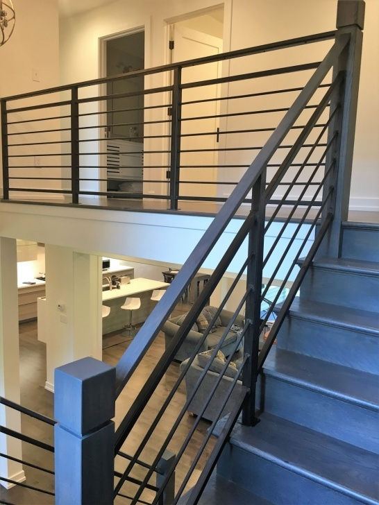 Inspiration Modern Metal Stair Railing Image 546