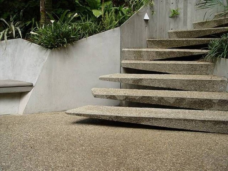 Inspiration Outdoor Concrete Stairs Photo 636