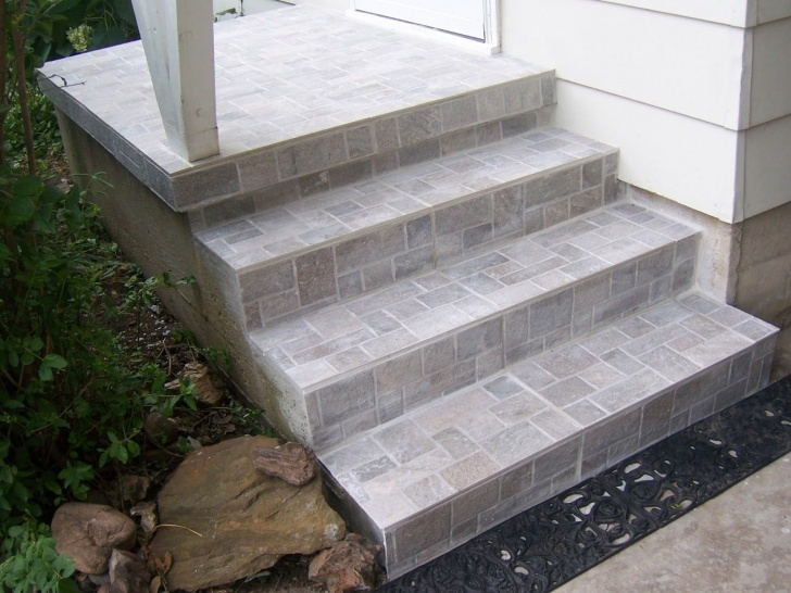 Inspiration Outdoor Concrete Steps Image 812