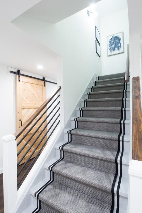 Inspiration Painting Basement Stairs Photo 020
