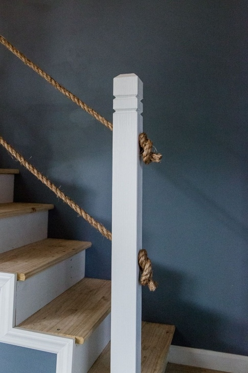 Inspiration Rope Stair Rail Image 681