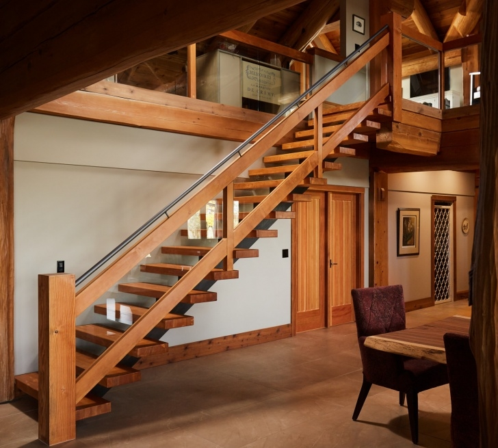 Inspiration Rustic Stair Railing Image 412