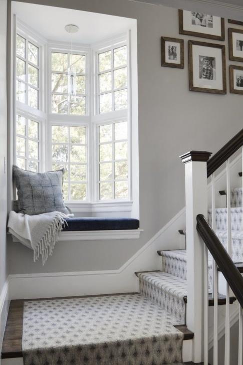Inspiration Stair Room Window Design Photo 156