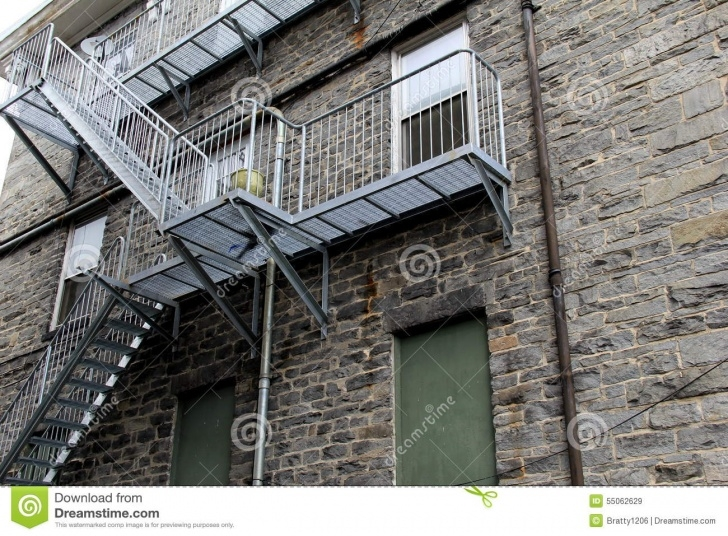 Inspiration Stairs On Outside Of Building Image 673