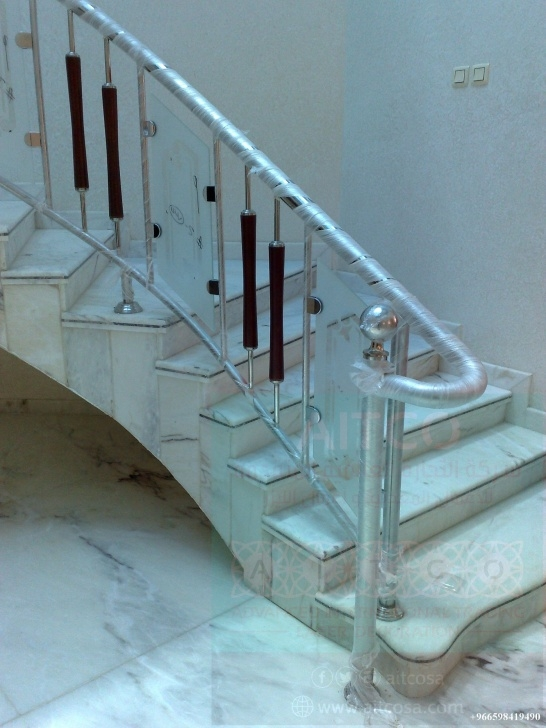 Inspiration Steel Design For Stairs Picture 906