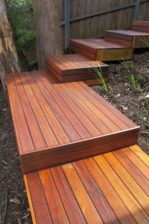 Inspiration Timber Decking Steps Picture 273