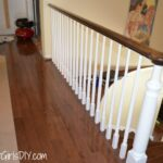 Inspiration Top Of Stairs Railing Image 004