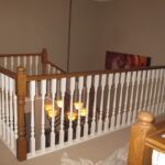 Inspiration Top Of Stairs Railing Photo 647