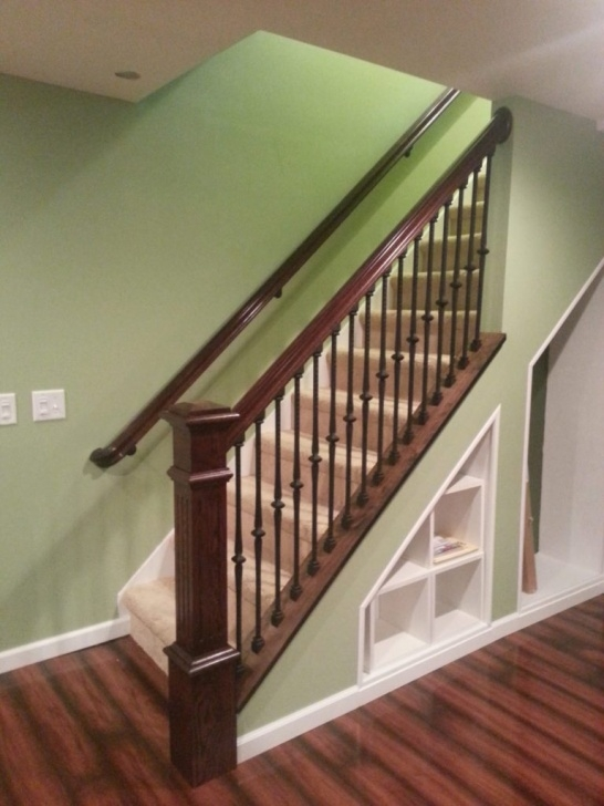 Inspiration Wall Stair Railing Photo 151