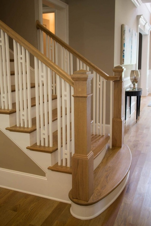 Inspirational Craftsman Style Stair Railing Photo 910