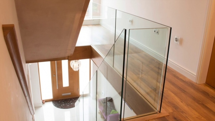 Inspirational Fitting Glass Stair Panels Photo 403
