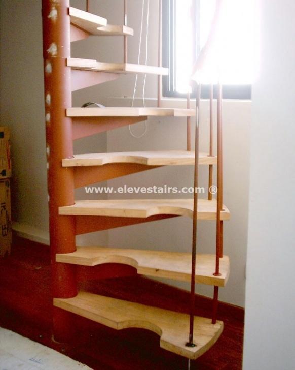 Inspirational Half Spiral Staircase Image 237