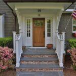 Inspirational House Main Entrance Steps Design Picture 707