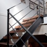 Inspirational Industrial Stair Railing Photo 532
