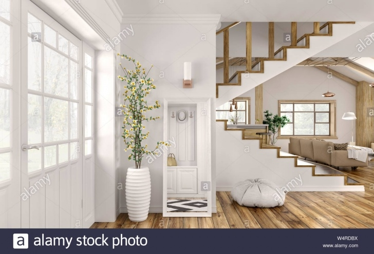 Inspirational Interior Design Of Living Room With Stairs Image 438
