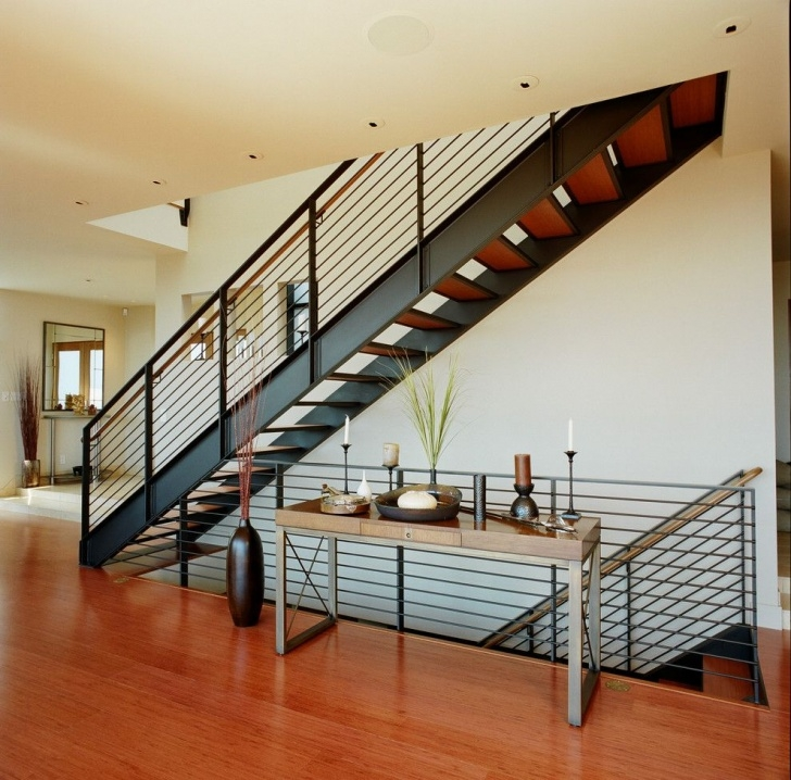 Inspirational Metal Floating Stairs Image 494