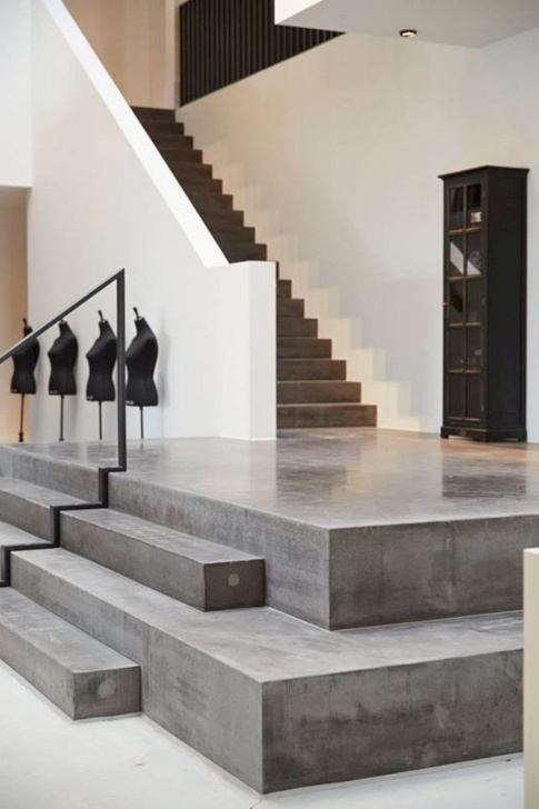Inspirational Modern Concrete Stairs Picture 793