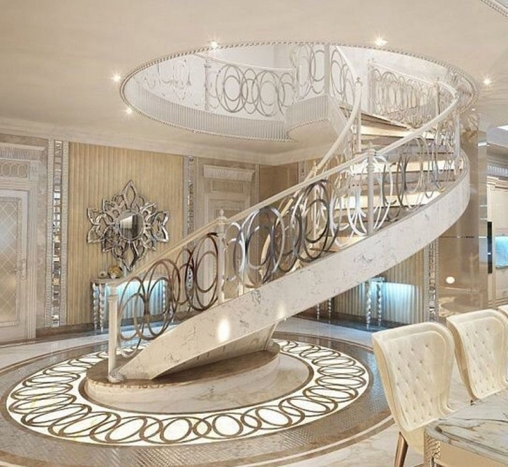 Inspirational Modern Grand Staircase Picture 151
