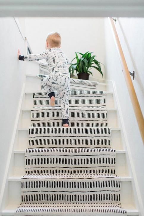 Inspirational Modern Stair Runners Photo 476