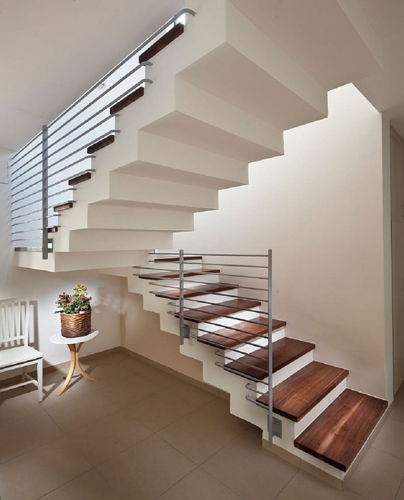 Inspirational Modern Stairs Design Indoor Image 679