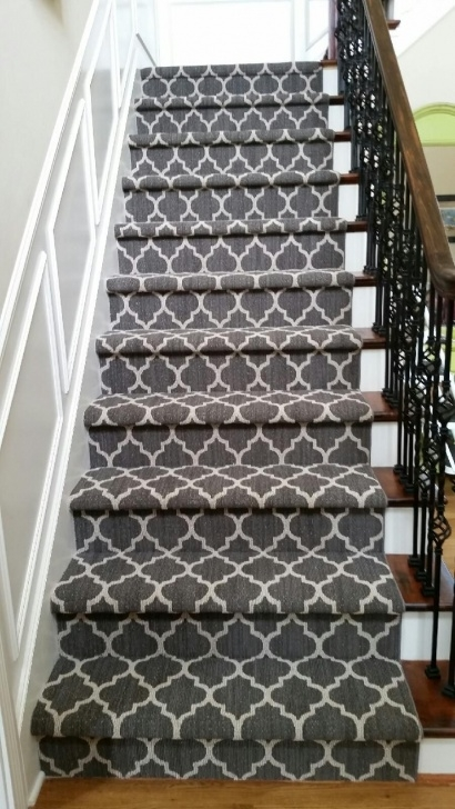 Inspirational Patterned Stair Carpet Image 204