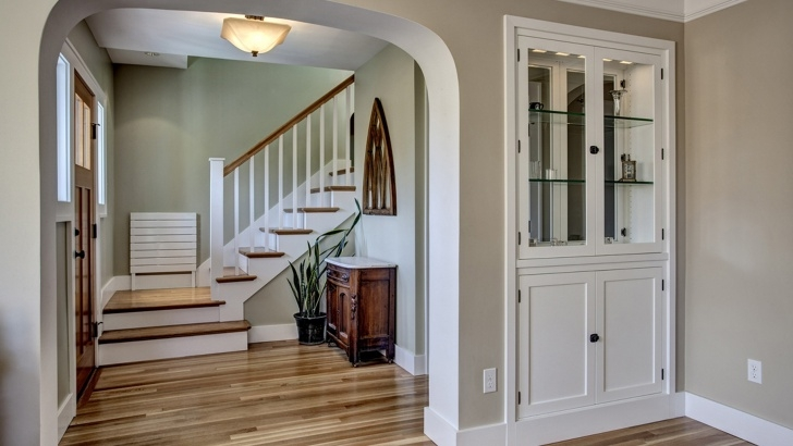 Inspirational Reconfiguring Basement Stairs Image 090