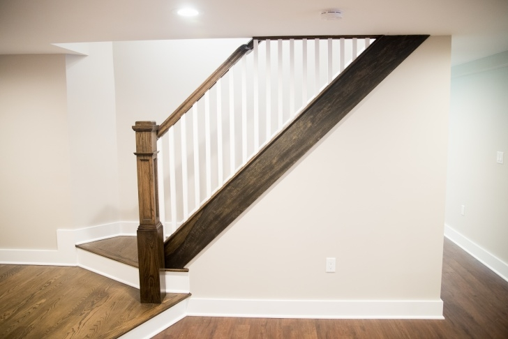 Inspirational Reconfiguring Basement Stairs Picture 647