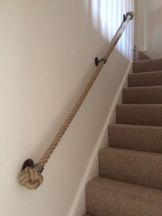 Inspirational Rope Stair Rail Picture 176