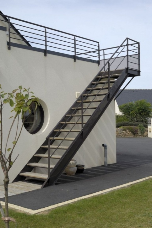 Inspirational Stairs Design Outside Home Photo 178