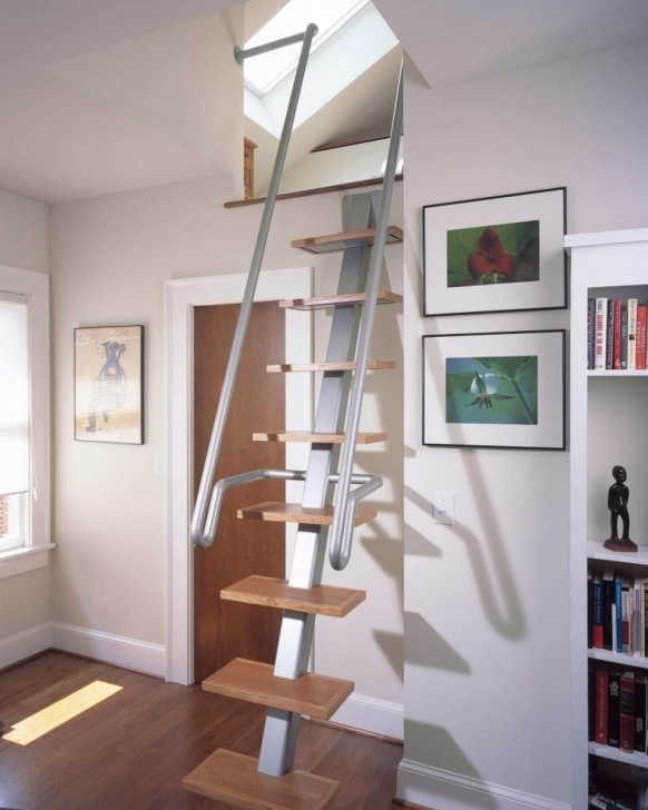 Inspirational Stairs For Small Spaces Picture 421