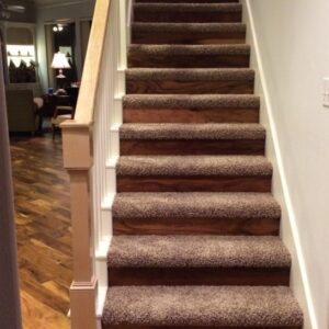 Stairs Half Carpet