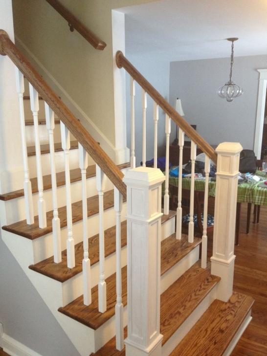 Inspirational Stairway Newel Post Photo 238