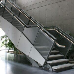 Steel Pan Stair